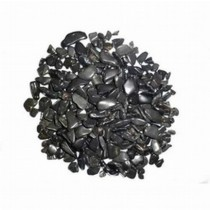 Black Agate Chips
