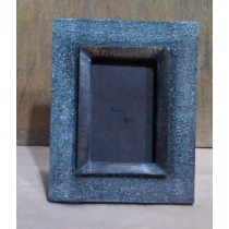 Black Decorative Wooden Photo Frame