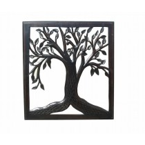 Black Tree Wall Decor
