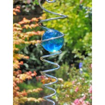 Blue Marble Hanging Garden Weathervanes