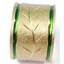 Brass Golden Napkin Ring