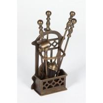 Bronze Finish Vintage Companion Set
