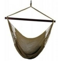 Brown Color Caribbean hammock chair