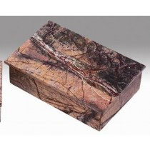Brown Forest Marble Box