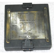 Brunton Compass, 4 Inches