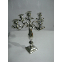 Candelabra Five Lights  Decorative Candle Stand