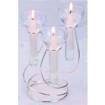 Candle Holder 13.5 x 13.5 x 22 cm