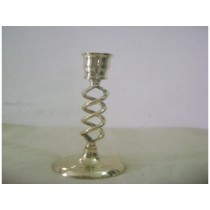 Candle Stand Coiled 7""