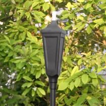 Cast Aluminum Classic Garden Torch