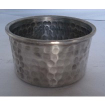 Rustic Style Galvanized Metal Planter
