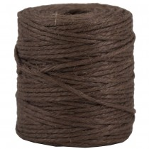 Chocolate Brown Finish 219 Feet Gardening Twine