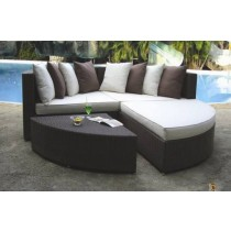 Chocolate Color Sofa Set