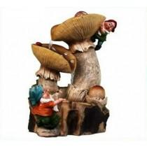 Classic Garden Gnome Water Fountain