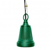 Classic Green Incandescent Garden Light