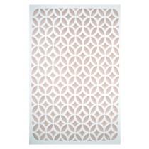 Classic White Matte Finish Unique Design Panel