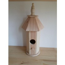 Classic Wooden Bird House