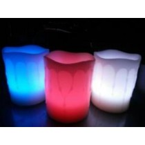 Color changing Led Candle(3 X 4 Inch)