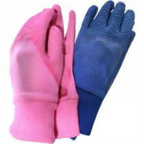 Cotton & Latex Gardener Gloves