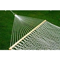 Cotton Rope Hammock  With Spread Bar