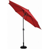 Crank Open System Outdoor Garden Patio Umbrella