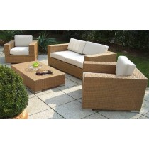 Cream Color Sofa Set