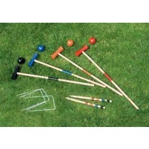 Croquet Outdoor Garden Games Set 56cm