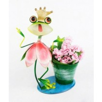 Crown Happy Frog