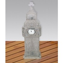 Crystal Clock Tower Lamp