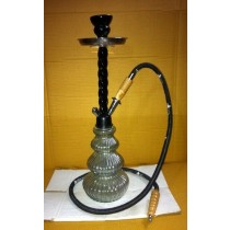 Decorative Carved Pumpkin Layered Hookah