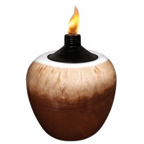 Decorative Ceramic Tabletop Torch