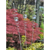 Decorative Crystal Sun Catcher Set of 3 Pcs