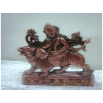 Decorative Durga Idol 6 Inch