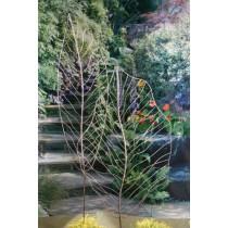 Decorative Garden Leaf Trellis