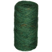 Decorative Green Jute Twine