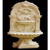 Decorative Hand Carved Lady Design Unique Fountain
