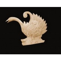 Decorative Hand Carved Unique Bird Fountain