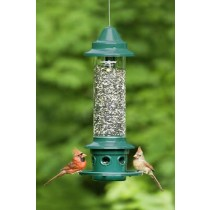 Decorative Hanging Bird Feeder