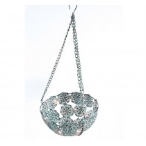 Decorative Iron Hanging Basket