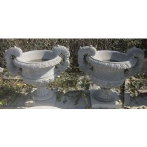 Decorative Marble Stone Hand Curved Sculpture