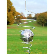 Decorative Metal Ball Hanging Garden Weathervanes