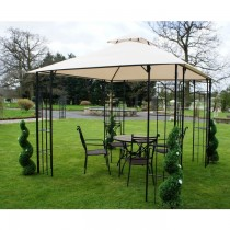 Decorative Metal Gazebo With Canopy