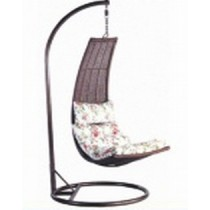 Decorative Modern Garden Rattan Vertical Swing