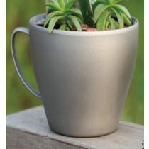 Decorative Plastic Small Size Flower Pot