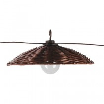 Decorative Rattan 5 Inch String Light