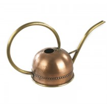 Decorative Round Bowl Design Brass Watering Can