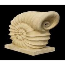 Decorative Snail Shape Water Fountain(H 400 X W 220 X L 440 mm)