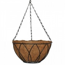 Decorative Steel Hanging Basket