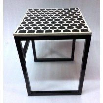 Decorative Stool H51X41 Cms
