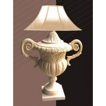 Decorative Trophy Shape Sandstone Garden Lamp