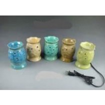 Decorative Vase Shape Electric Wax Warmer Oil Burner(Set Of 5)